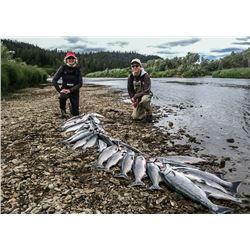 Alaska: 5 Day 5 Night Alaska Fishing Trip and/or Hunting Trip for One Angler/Hunter