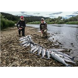 Alaska: 5 Day 5 Night Alaska Fishing Trip and/or Hunting Trip for One Angler/Hunter