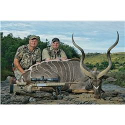South Africa:10D Plains Game 2 Hunters & Observers/Includes 1Nyala 1Kudu or $6700 TF Credit + Extras