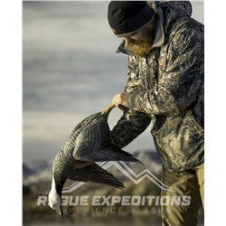 Alaska:  3 Day 3 Night Emperor Goose Hunt for 1 Hunter