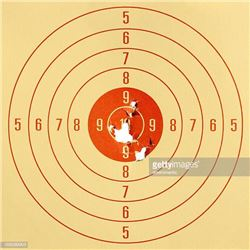 Shooting Course & One Gun Setup for Long Range Shooting