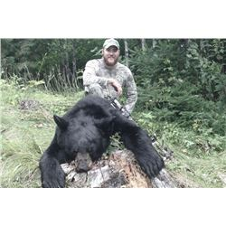6 Day/5 Night Black Bear Hunt for One Hunter