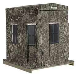 Shadow Hunter 6x6 Octagon Crossbow 8 Window Hunting Blind