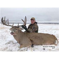 6 Day Alberta Whitetail Deer for One Hunter
