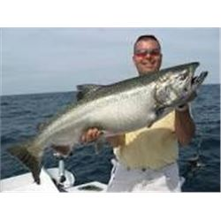 1/2 Day Salmon Charter