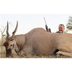 Namibian Hunt With AfriHunt - 10 Days for 2 hunters/2observers