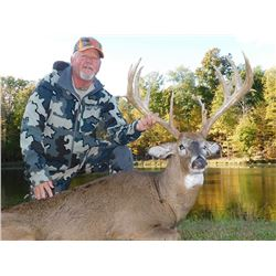 OHIO WHITETAIL HUNT FOR TWO HUNTERS