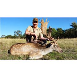 5 Day Australian Adventure for Rusa Deer, Red Deer or Fallow Deer