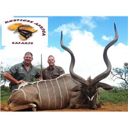 Restless Africa Safaris Seven Day Plains Game Hunt for 2 hunters