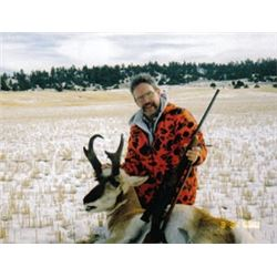 Pronghorn Antelope Hunt for 1 in Wyoming