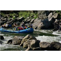 5-Day/4 Night Whitewater Rafting Trip on Main Salmon River