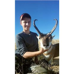 3-Day Antelope Hunt in Wyoming with Rangeland Hunting Adventures