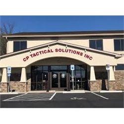 1-Year Membership to CP Tactical Solutions Gun Range