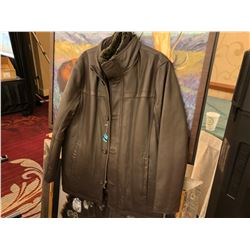 Men's Leather Jacket from Pollack Fashion Outerware