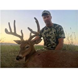 Mule Deer or Whitetail in Montana for 1 Hunter