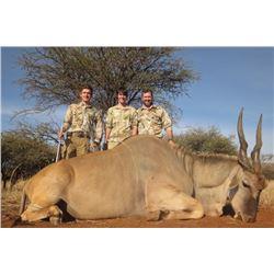 7 Day Thormahlen & Cochran Safari for 2 in Namibia
