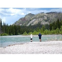 Montana Back Country Outfitters Fishing Trip in the Bob Marshall Wilderness