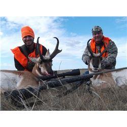 Montana Outfitting Company – Antelope Hunt