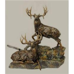 Bronze by John Lewton