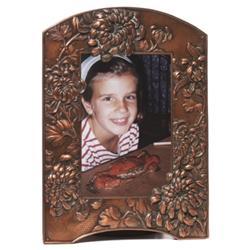 Arts & Crafts frame copper