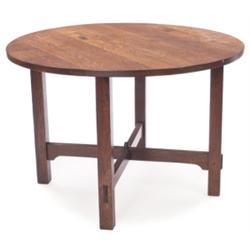 Gustav Stickley table, #668