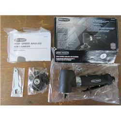 """PROPOINT HIGHSPEED ANGLE AIR SANDER 3""""PAD 120 PSI"""