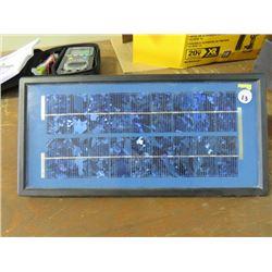 "SOLAR PANEL 14""X7"""
