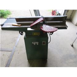 """JOINTER PLANER 6""""- C/W SET OF NEW BLADES, CANWOOD"""