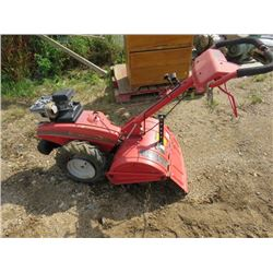 REAR TINES ROTO-TILLER, TURF POWER 5HP B&S, SOLD AS IS
