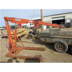 HYRDRAULIC LIFT - STRONG ARM 3 TON CAPACITY, ARMSTRONG BEVERLEY