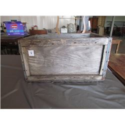 Wooden Crate Drewery