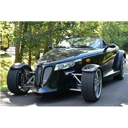 FRIDAY NIGHT! 2000 PLYMOUTH PROWLER ONLY 18000 KM