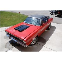 3:00PM SATURDAY FEATURE  1970 PLYMOUTH DUSTER 340