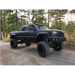 3:30PM SATURDAY FEATURE 2006 GMC SIERRA 2500HD CUSTOM OVER $250,000 INVESTED