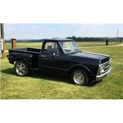 1970 CHEVROLET SHORT BOX STEPSIDE PICKUP