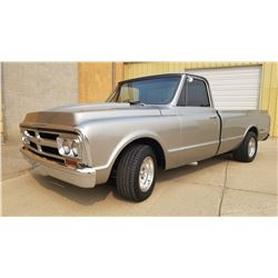1969 CHEVROLET CUSTOM C10 502 BIG BLOCK