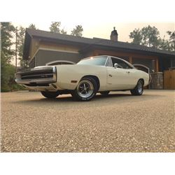 1970 DODGE CHARGER RT SE 440 375HP U CODE MATCHING NUMBERS 10000 MILES!