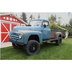 1951 INTERNATIONAL CUSTOM 1 TON 4X4 6.0L V8