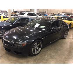2007 BMW M6 SUPER CAR