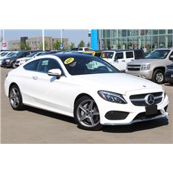 FRIDAY NIGHT 2017 MERCEDES C300 COUPE