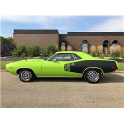 1972 PLYMOUTH BARRACUDA SIX PACK