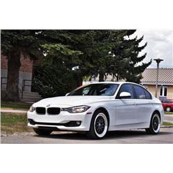 NO RESERVE 2013 BMW 3 SERIES