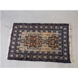 """Persian Rug - Fair condition- 54""""L X 34""""W"""