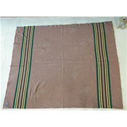 """Tag Marked Pendleton Blanket- Good Condition- 81""""L X 66.5""""W"""