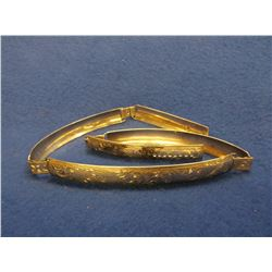 "Marked Diamond W Chas Wheat Hamilton MT Sterling Hatband- 23.5""L X .5""W"