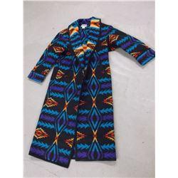 "Marked Pendleton Coat- 83% Wool- Size S- 49""L"