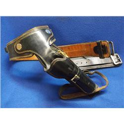 Marked Alfonso's Holster and Gun Shop Hollywood Calif.- Fast Draw Holster