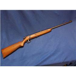 "Wards Western Field Rifle- Model 35A- .22 S-L-LR- Takedown- 24"" Barrel- Sling Has Been Removed"