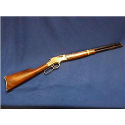 Henry Repeating Arms Golden Boy Carbine- .44 Mag/.44 Special- Octagon Barrel- Crescent Butt Plate