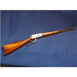 """Winchester Model 94 Saddle Ring Carbine- .30 WCF- Elevator Carbine Sights- 20"""" Barrel- Crescent Butt"""